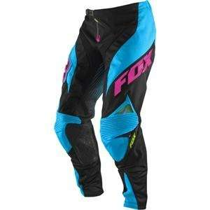 Fox Racing Platinum Race Pants   32/Electric Blue Automotive