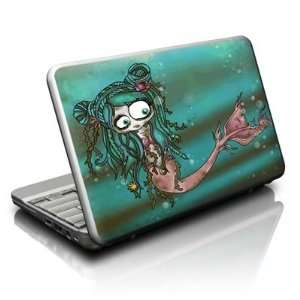 Oil Spill Mermaid Design Skin Decal Sticker for Universal Netbook