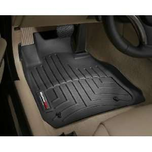 Black WeatherTech Floor Liner (Full Set) [Coupe; No All Wheel Drive
