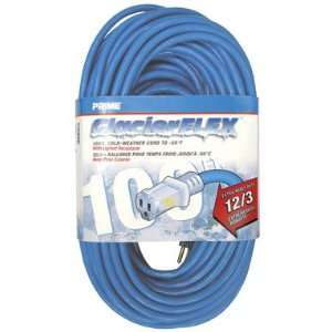 & Cable CW511835 Cold Weather Extension Cord 100