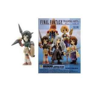 Final Fantasy Trading Arts Yuffie Mini Figure Toys & Games
