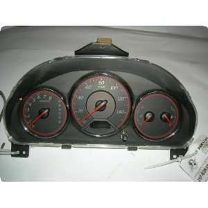 03 05 (cluster), Cpe (2 Dr), EX, w/o side air bags; AT Automotive