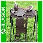 190 F HILASON WESTERN BARREL RACING TRAIL PLEASURE SADDLE 15 items in