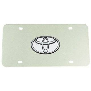 Set of Two Toyota Logo Emblem Badge Decal Sign Oval 3   4