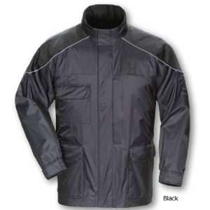 Sentinel LE Rain Jacket Black Extra Large XL 89 407 Automotive