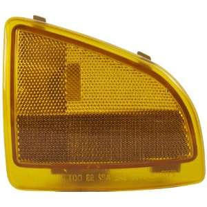 OE Replacement GMC Front Passenger Side Marker Light