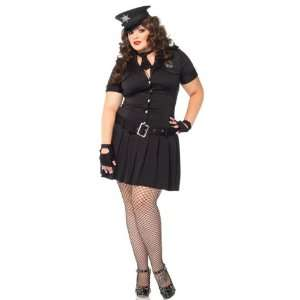 Arresting Police Officer Plus Size Costume Toys & Games