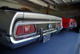 1971 1972 1973 Ford Mustang Mach 1 Convertible or Coupe Trunk Stripe