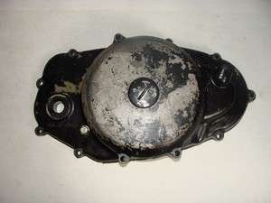 1973 74 Honda Elsinore CR250 Engine Side Clutch Cover