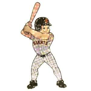 BSS   San Francisco Giants MLB Light Up Animated Player