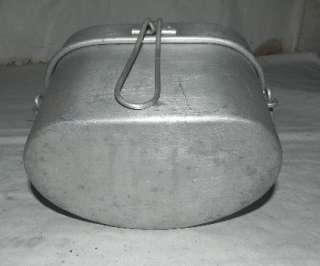 HUGE ITALIAN WWII ARMY MESS KIT SET