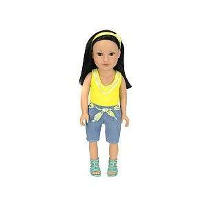 Journey Girls 18 inch Soft Bodied Doll   Callie Toys & Games