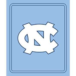 BSS   North Carolina Tar Heels NCAA Classic Fleece Blanket