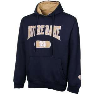 Notre Dame Fighting Irish Mens Varsity Popover Hoodie â