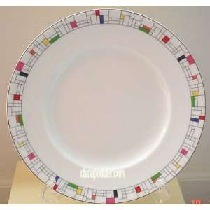 LENOX KATE SPADE GRAMERCY PARK SALAD PLATE Everything