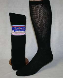 big and tall Men over the calf tube socks 1 pair sample