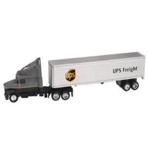 UPS Freight Tractor Trailer Toys & Games