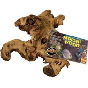 Zoo Med Laboratories African Mopani Wood Large