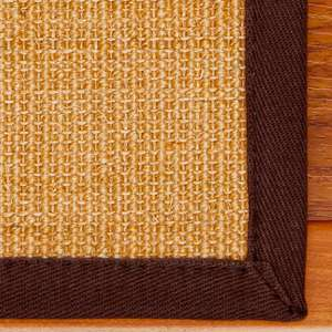 x29 Natural Sisal Carpet Stair Treads and Rugs (Set of 4) NEW