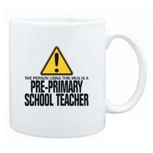 Mug Is A Pre Primary School Teacher  Mug Occupations