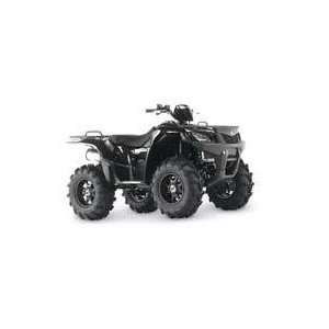 ITP Mud Lite XL SS108 Black Alloy 26in.x12in. Left Rear Tire/Wheel Kit