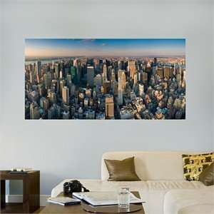 Fathead New York City Skyline