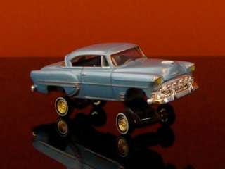 53 Chevy Bel Air Custom Lowrider 1/64 Scale Limited Edit 7 Detailed