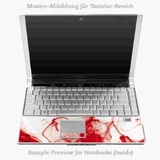 Inlay)   Bloody Water Laptop Notebook Decal Skin Sticker Electronics