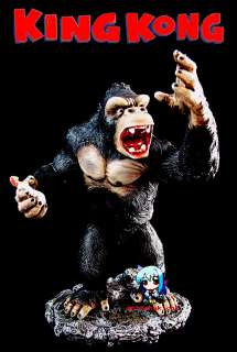 Sci Fi Movie King Kong 1/20 Figure Vinyl Model Kit