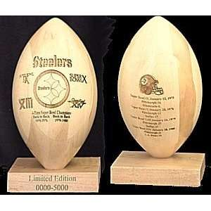 Pittsburgh Steelers Super Bowl Football