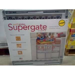 North States Supergate Classic 2 Pack