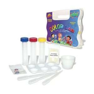 Scientific Explorers Color Lab Science of Colors Kit Toys & Games
