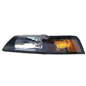 Ford MUStANG Headlight LEFt HAND