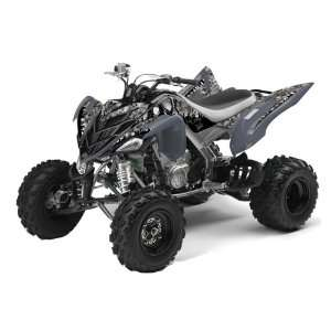 AMR Racing Yamaha Raptor 700 ATV Quad Graphic Kit   Reaper