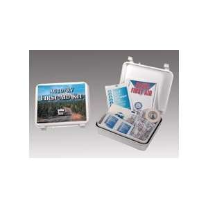 Auto/RV 39 piece First Aid Kit (case w/supplies) Sports