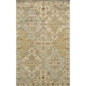 Momeni Mahal MC 38LBL2030 Light Blue Rug
