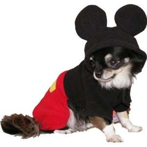 Mickey Mouse Dog Pet Halloween Costume   Tiny
