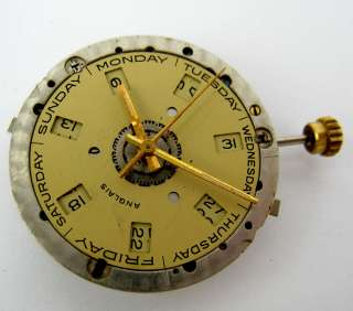 Factory Original Rolex President Day Date Ref. 3155 Movement Good