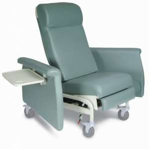 Medline Elite Clinical Recliner   Recliner, Dual Swing Arm