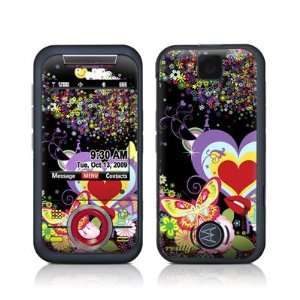 Cloud Design Skin Decal Sticker for Motorola Rival A455 Cell Phone