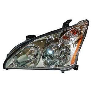 TYC 20 6506 00 Lexus RX Driver Side Headlight Assembly