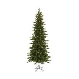 Jersey Pencil Frasier Fir with Dura Lit Lights (7) Fake