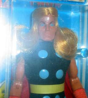 AFA 85 MEGO THOR 70s 8 Super Hero Movie Action Figure Avengers Doll