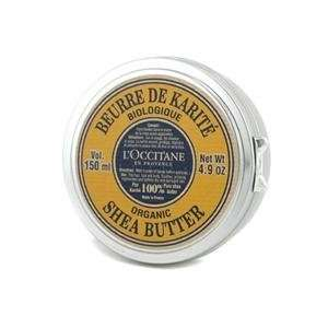 LOccitane 100% Pure Organic Shea Butter   150ml/4.9oz