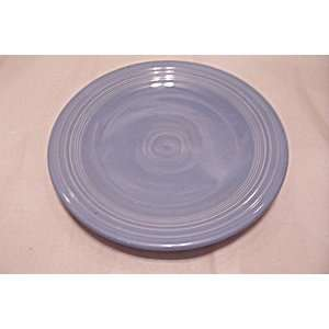 Homer Laughlin China Fiesta Periwinkle Blue Dinner Plate
