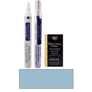 1/2 Oz. Lindsey Blue Metallic Paint Pen Kit for 1982 Honda