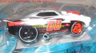 DALE EARNHARDT JR #88 MUSCLE MACHINES 1969 69 CHEVY CAMARO DIECAST