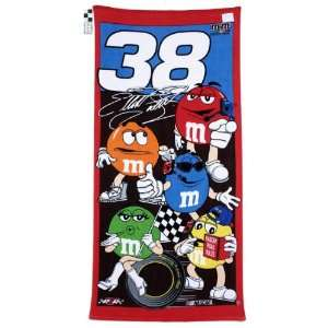 Elliott Sadler Beach Towel