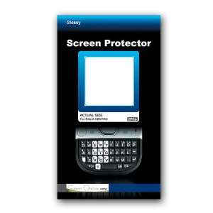 Green Onions Supply Glossy Screen Protector for Palm Centro