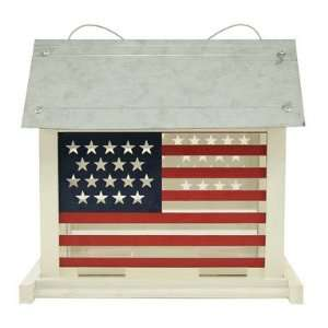 2 each Perky Pet Patriot Bird Feeder (H01)